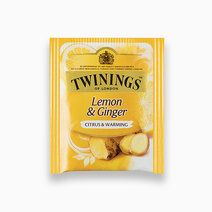 Twinings lemon and ginger tea 1