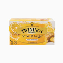 Twinings lemon and ginger tea 2