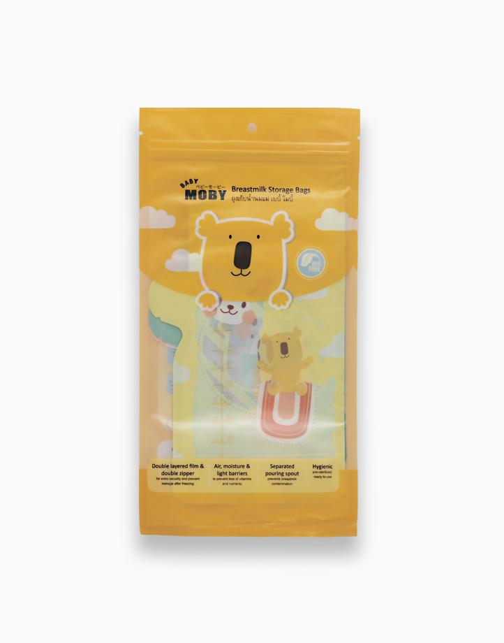 Breastmilk Bags (8oz/250ml) by Baby Moby