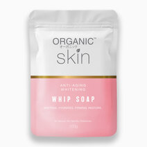 Re anti aging whitening whip soap