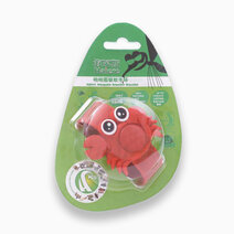 Re haierc kawaii mosquito repeller bracelet with 5 refills 2 free refills red crab