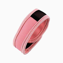 Re haierc sporty mosquito repeller bracelet with 2 refills 2 free refills pink strap
