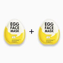 1 11490 moisturizing egg face mask %28buy 1 get 1 free%29
