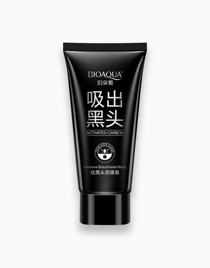Activated Carbon Blackhead Removal Mask by Bioaqua