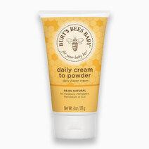 Re burts bees baby cream to powder %28add drop shadows%29