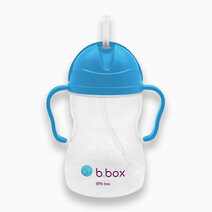Sippy cup with weighted straw %288oz%29 blueberry 1