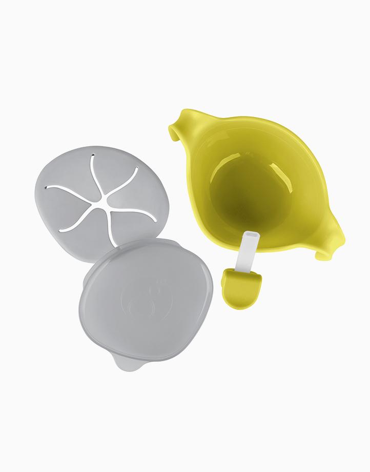 Bowl + Straw by b.box | Lemon Sherbet