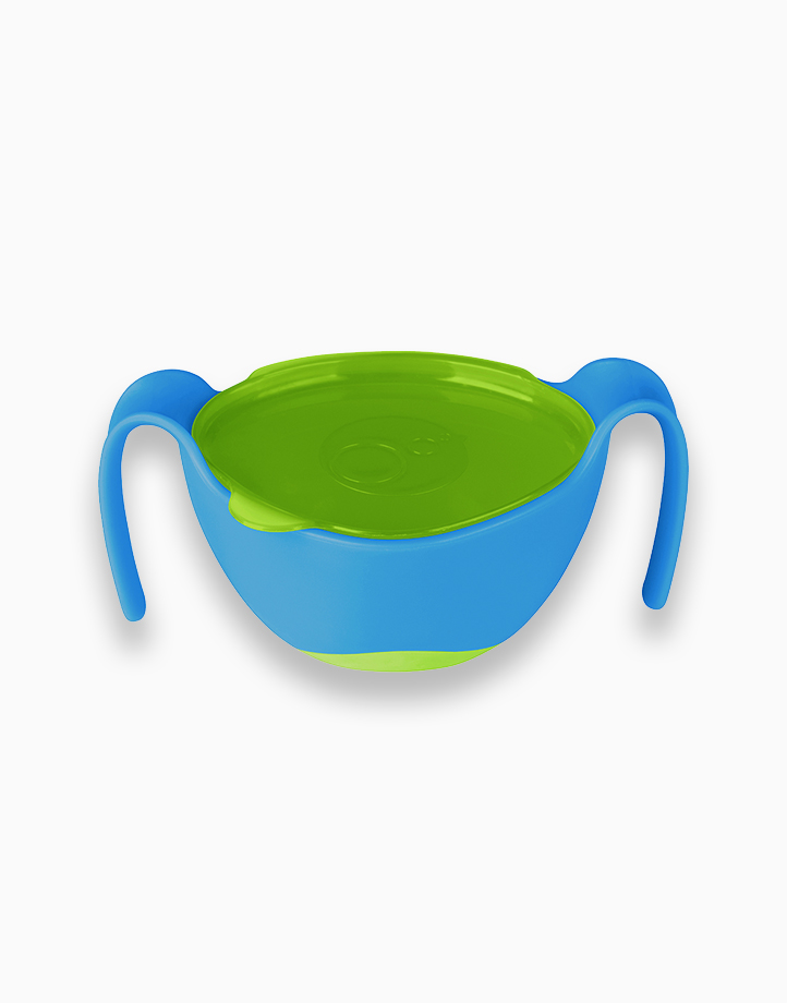 Bowl + Straw by b.box | Ocean Breeze