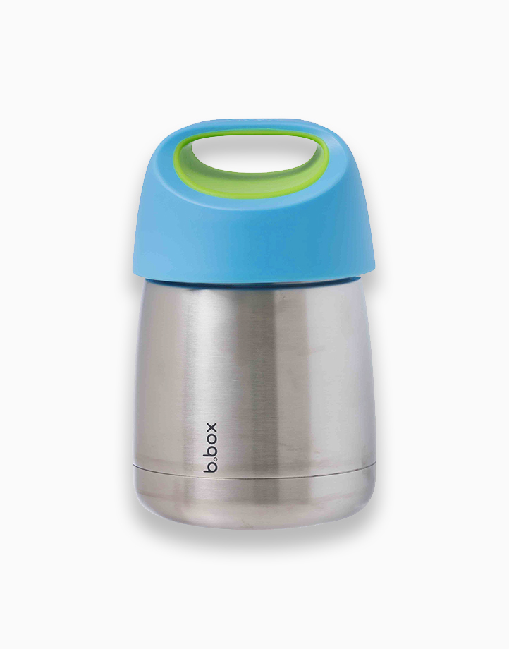 Insulated Food Jar by b.box | Ocean Breeze