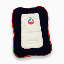 Sailboat carrier pad