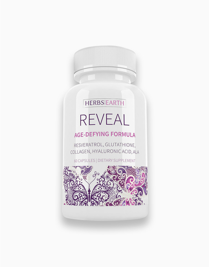 Reveal Age Defying (60 Capsules) by Herbs of the Earth