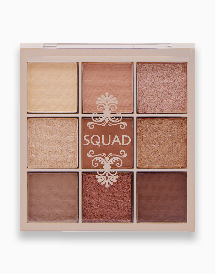 SQUAD Mini Palette by SQUAD | Nude