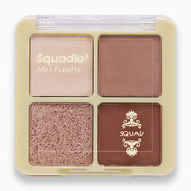 Re squadlet eyeshadow palette shy