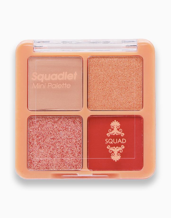 SQUADlet Eyeshadow Palette by SQUAD | Stylish