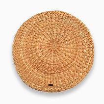 1 round seagrass pillow
