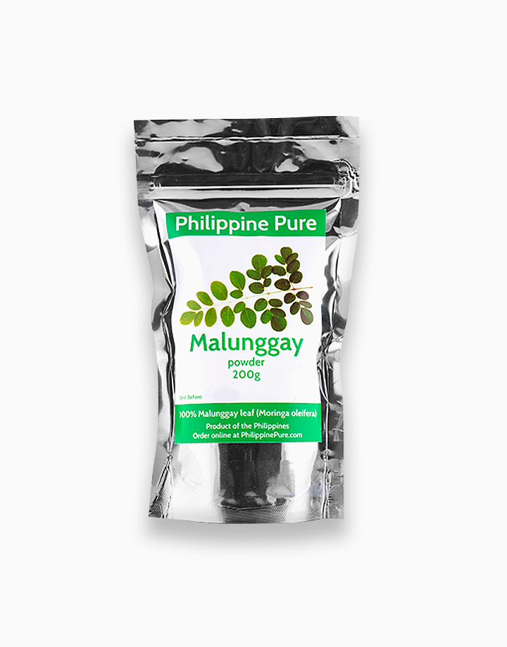 Malunggay Powder (200g) by Philippine Pure