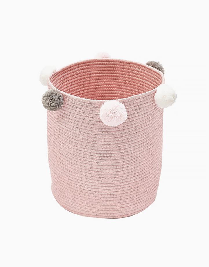 Kiddi Basket by Kiddi Company | Blushed Pink