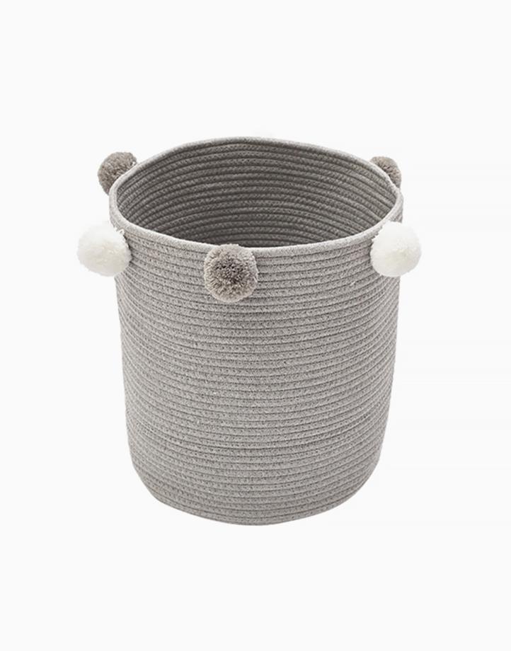 Kiddi Basket by Kiddi Company | Ash Gray