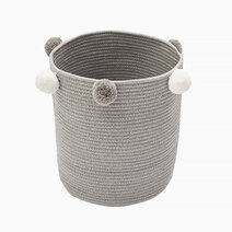 Kiddi basket ash gray