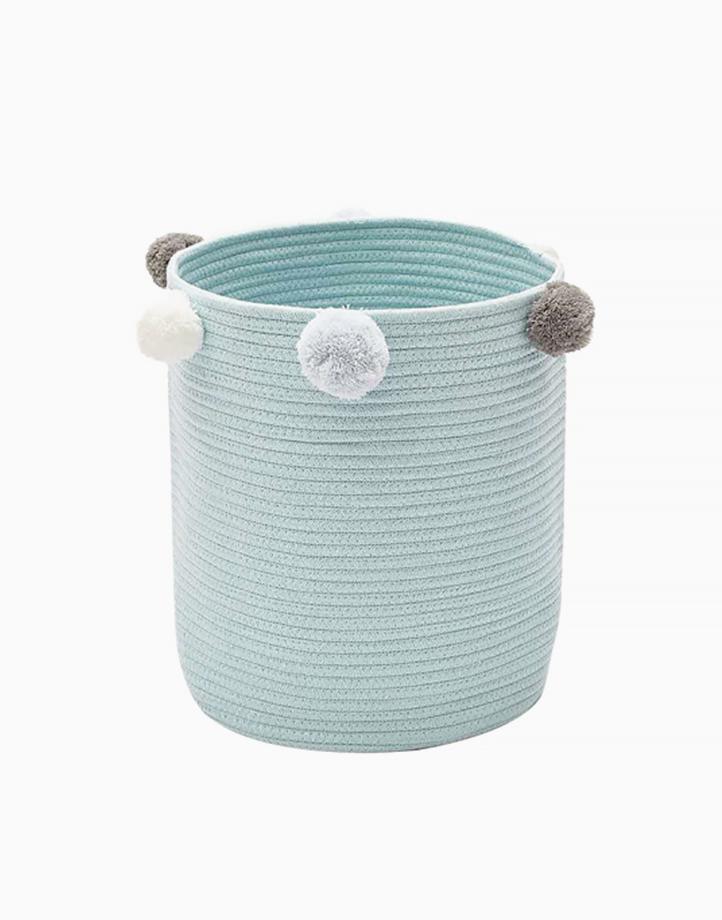 Kiddi Basket by Kiddi Company | Misty Blue