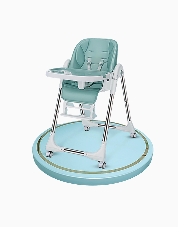 Joey Multifunctional High Chair by Little Hippo | Green