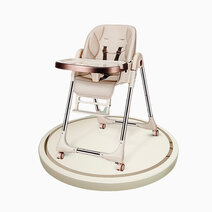Little hippo joey multifunctional high chair champagne