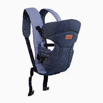 Childcare denim carrier 2