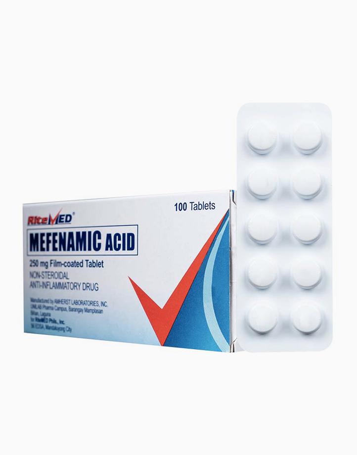 RiteMed Mefenamic 250Mg Tab 100 SS Ph by RiteMed