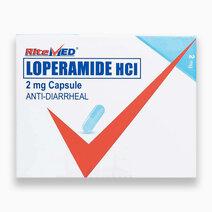 Re ritemed loperamide 2mg cap 100box ss ph 1