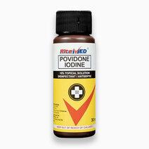 Re ritemed povidone iodine 10  sol 30ml bottle ss 1