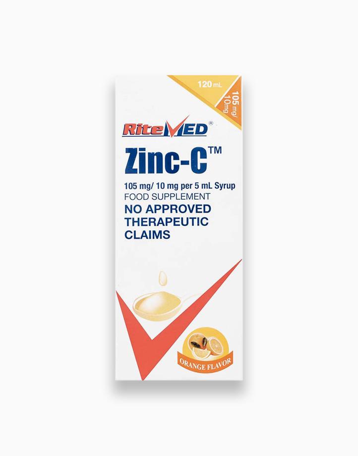 RiteMed Zinc-C Ascorbic+Zinc Syrup 1 Bottle SS Ph by RiteMed