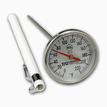 Re taylor instant read thermometer oversized 1 dial