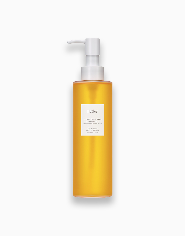 Secret of Sahara Cleansing Oil by Huxley