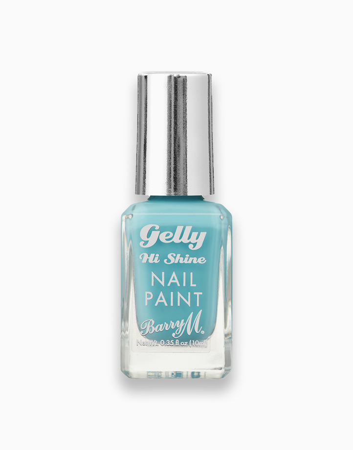 Gelly Hi Shine Nail Paint by Barry M | Sour Candy