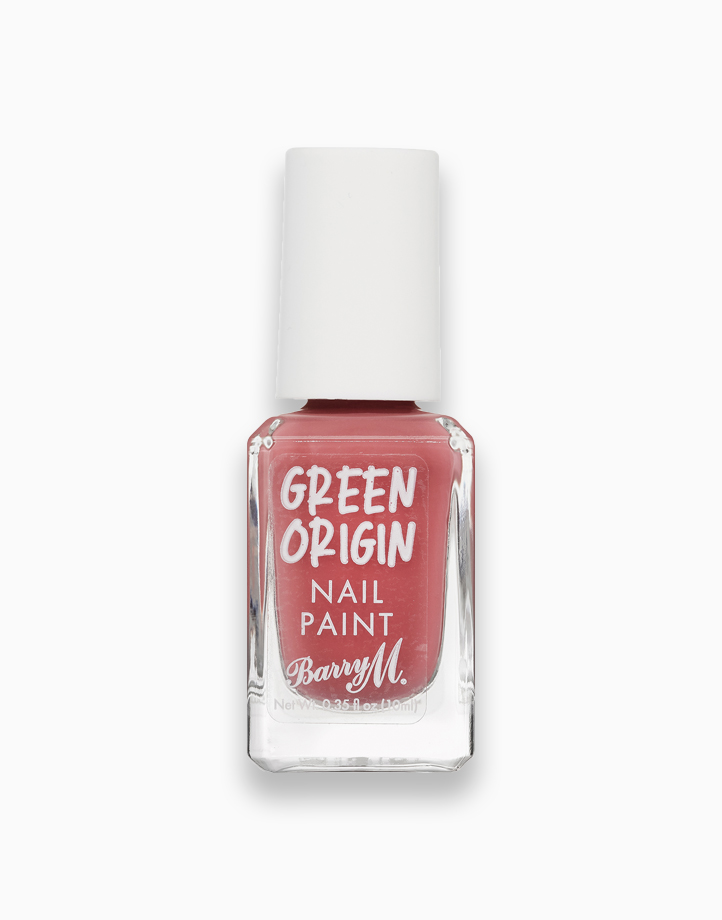 Green Origin Nail Paint by Barry M | Cranberry