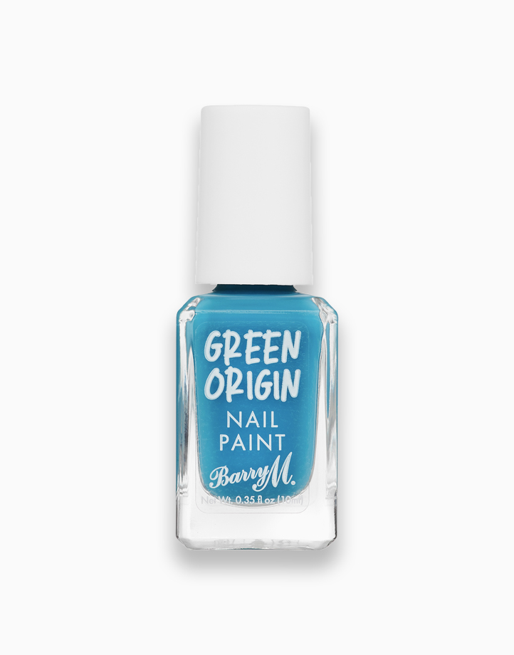 Re green origin nail paint salt lake