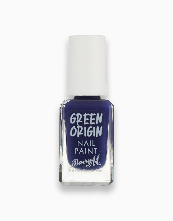 Re green origin nail paint night sky