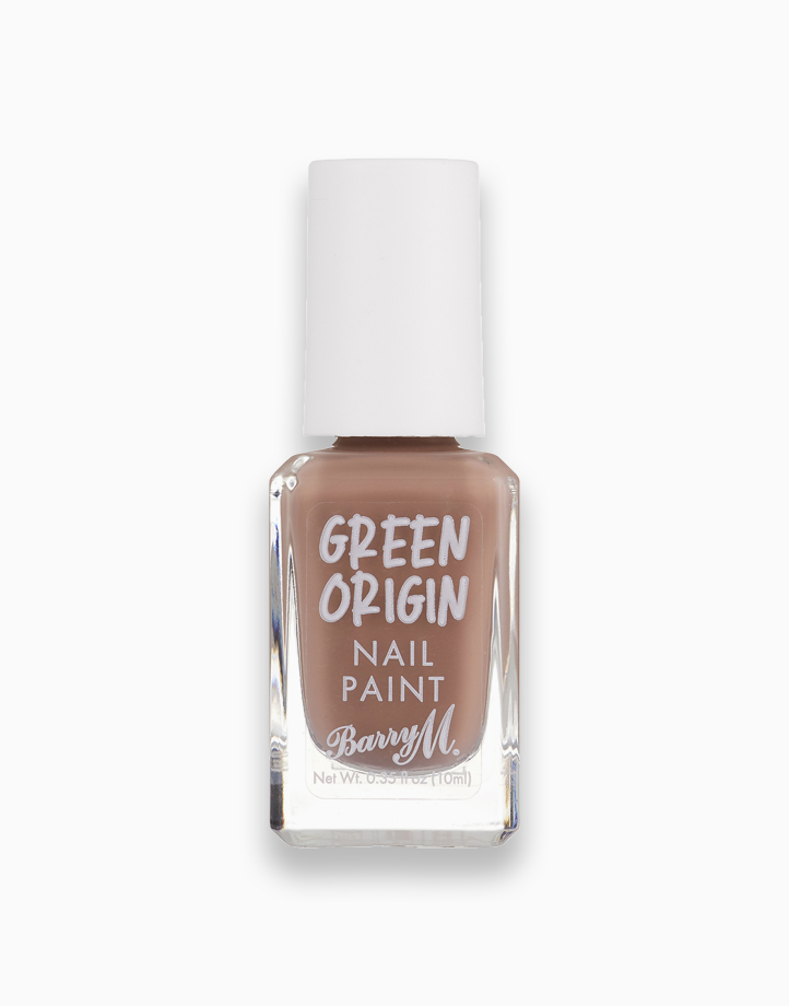 Re green origin nail paint mushroom