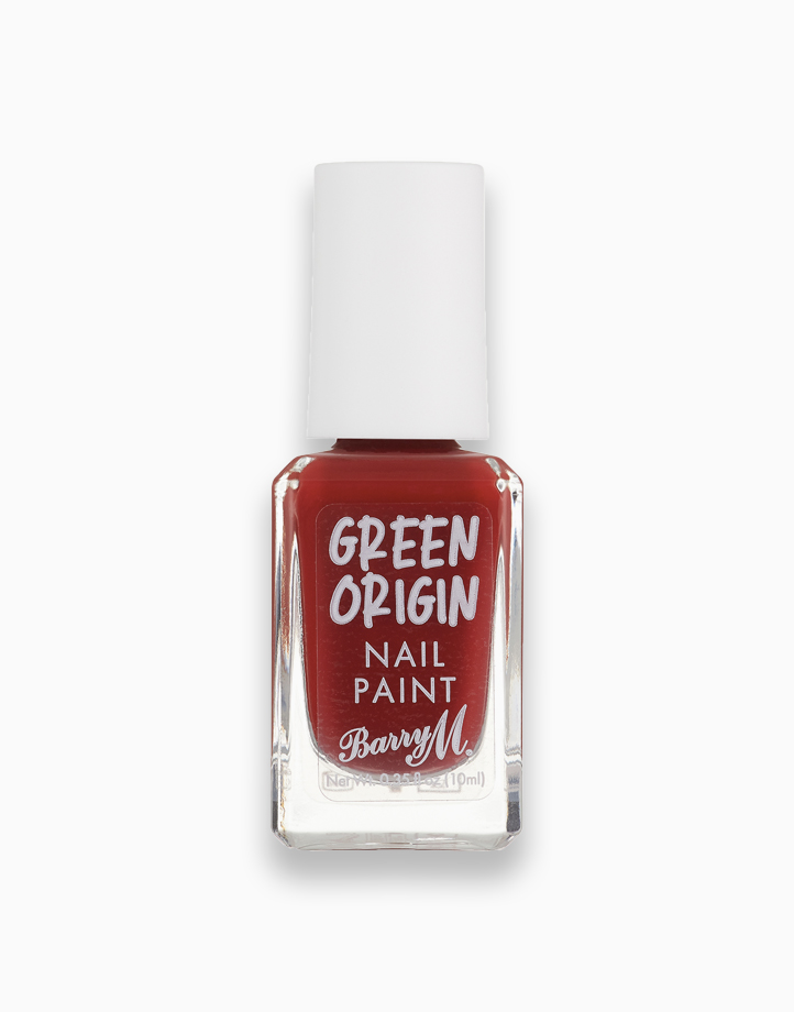 Green Origin Nail Paint by Barry M | Red Sea