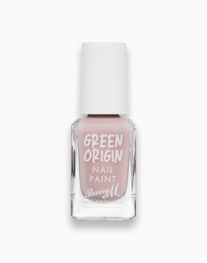 Green Origin Nail Paint by Barry M | Lilac Orchid
