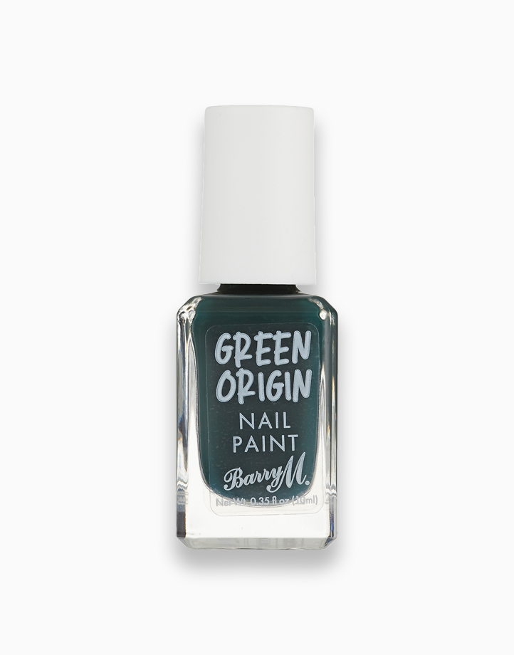 Re green origin nail paint evergreen
