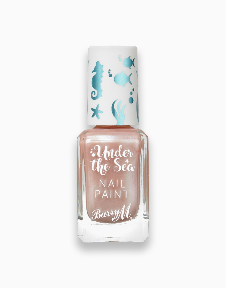 Under the Sea Nail Paint by Barry M | Angelfish