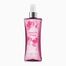 Signature Pink Sweet Pea Body Mist (236ml) by Body Fantasies