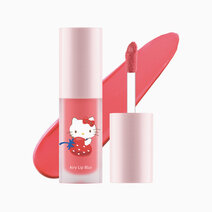 Re hello kitty airy lip blur 4g 01 pink rose