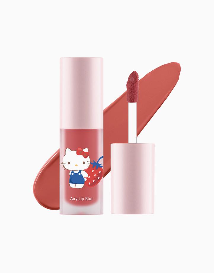 Hello Kitty Airy Lip Blur (4g) by Cathy Doll   #03 Sun Rose