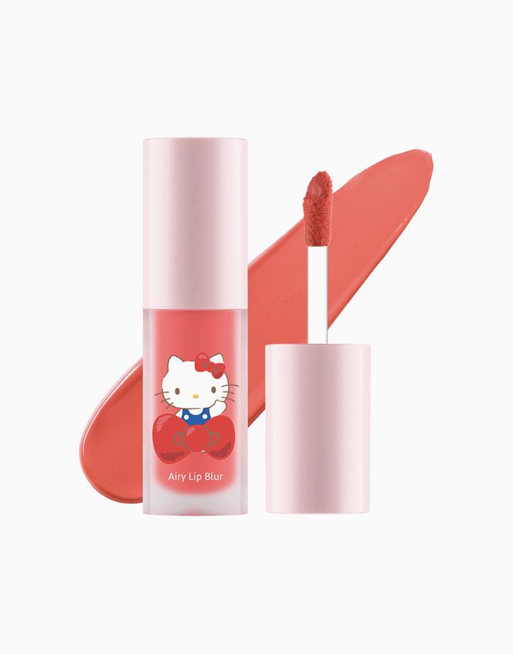 Hello Kitty Airy Lip Blur (4g) by Cathy Doll   #02 Peach Rose