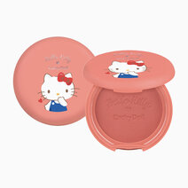 Re hello kitty cotton matte blusher 6.5g 03 choco apricot
