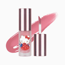 Re  hello kitty lip   cheek matte mousse 4g 01 punch