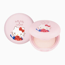 Re hello kitty oil control blur pact 6.5g translucent