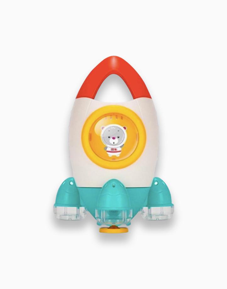 Bath Toy Rocket by Little Hippo